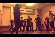 DELHI DANCE MARATHON