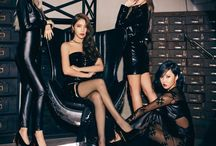 Mamamoo 마마무 / Debut : 18.6.2014 Label : RBW ent. Fan Club : Moomoo Members : Solar, Moonbyul, Wheein, Hwasa