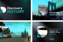 Title design / Film & TV Graphics