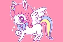 Unicorns & Licornes