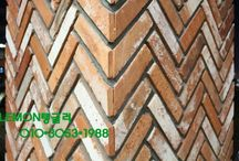 고벽돌 패턴