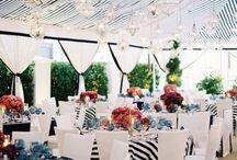 wedding - stripes
