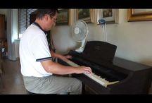 Stefano Longo plays EL&P  Lachesis / progressive music