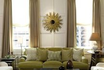 Living Rooms / by Chelsea L. Allard (Liddelle Interiors)