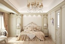 bedroom classic decor