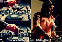 Dj Fatma Civelek Tanıtım / Dj fatma civelek ile ilgili İnternet sitelerinde yazılan yazıların paylaşıldığı panodur... Web sitesi http://www.djfatmacivelek.com/