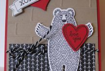 Stampin' Up Bear Hugs