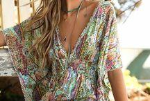 abbigliamento da spiaggia