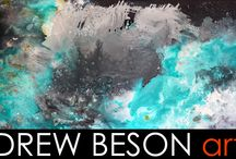 Drew Beson Originals / Visit my website to see what paintings are available. - http://www.besonart.com/