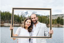 Colorado - Engagements & Portraits / Showcasing our beautiful state through beautiful photography