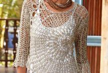 Crochet-tricot