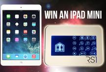 COMPETITION / ROLL UP, ROLL UP!! Here's your chance to win an iPAD MINI  All you have to do is FOLLOW, PIN IT, COMMENT & CROSS YOUR FINGERS!  1. FOLLOW our pinterest page http://gb.pinterest.com/responses  2. PIN the post/picture  3. Guess the 4 digit code to disarm the alarm & COMMENT your answer   4. CROSS YOUR FINGERS & HOPE YOU WIN  Entries close on JUNE 30th   All correct answer will be put in a draw and the winner will be chosen at random.  GOOD LUCK!!!
