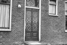 Voordeuren/gevel