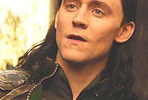 Loki/Tom Hiddleston or Thorki :3