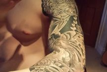 Japanese Sleeve...