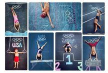 The Olympic Games Viewing Party / Planning to watch The Olympic Games with your family and friends? These awesome party craft ideas are inspired by the Olympics.