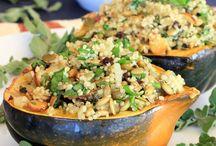 Quinoa recipes / by Sarah Sheffield