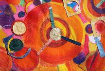 art - oil pastel