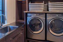 laundry room / by Kayla Ray