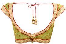 blouse designs..