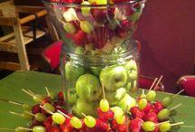 Wedding Reception Food And Ideas