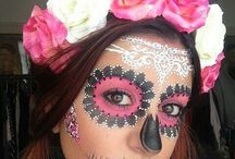 helloween make up