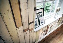 Scrapwood wallcoverings -Tapety w deski / Kolekcja wspaniałych aranżacji z tapetami w deski w roli głównej -  w stylu vinatge, które pasują zarówno do wnętrz lofotwych jak i shabby chic. #scrapwood #wallcovrings