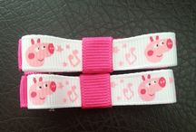 Dora & Peppa Pig - Character Accessories