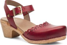 Spring '16 Tivoli Collection / With clean lines, heritage detailing and a softly-rounded toe, Tivoli is a fresh twist on the legendary Dansko® clog. Featuring our classic stapled construction, the cushioned, leather-wrapped footbed provides a soft ride and great arch support. Versatile leather uppers, ranging from on-trend neutrals, to colorful full-grain and washed leathers, and nubucks treated with 3M™ protector, combine with fashion-forward detailing to deliver bold clog styling in a modern silhouette.