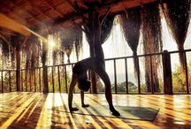 Bodywork / Yoga, strength, athlete, power, Body-work.