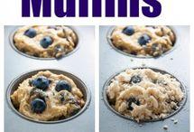 muffins & madalenas