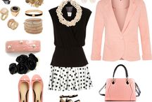 Wardrobe / Outfits for different occasions / by Marie Sherman