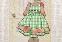 Stamping Dresses