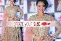 Designer Salwar Suits / Designer Salwar Suits
