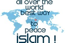 İslam / The best way is İslam