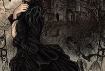 gothic poster and gothic art / awesome gothic posters and art