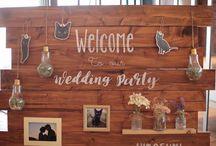 wedding_welcome_board