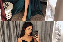 Fashion evening/prom/big event dresses