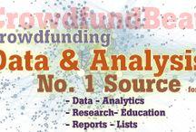 CrowdFunding USA / CrowdFunding Lists, Data, Analytics, Research, Statistics, Reports, Infographic