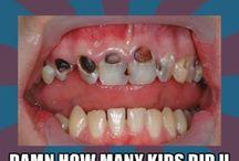 Dental funnies