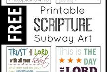 Printable Scripture
