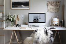 mooie bureau's