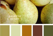 Color Palettes / by Elizabeth Fischer