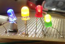 LED MAN  / LED MAN
