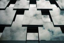 mirror facades