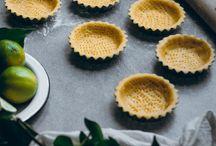tarts and pies