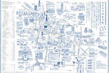 地図・map