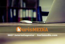 kurisMEDiA / Webdesign