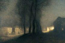 Landscape / night
