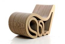 mobilier din carton